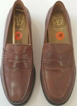 Cole Haan C23845 Mens Pinch Friday Penny Loafer- 9.5M New Wi
