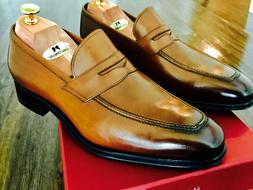 Ferragamo Penny Loafers, Limited Edition from Florence Flags