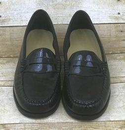 G.H. Bass Co. Womens Weejuns Whitney Penny Black 7M