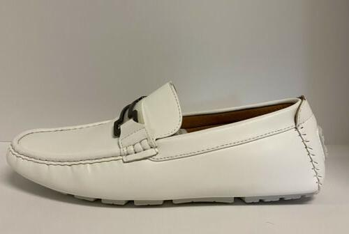 men s penny loafers moccasins shoes white