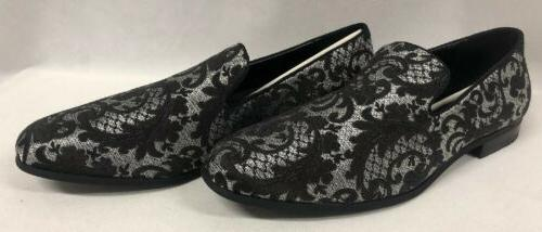 mens birch fabric closed toe penny loafer