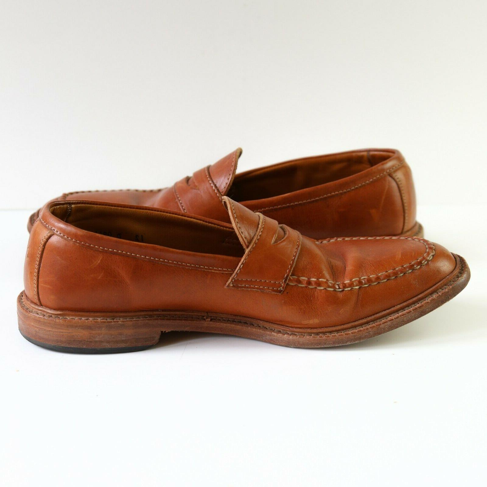 Allen Penny Size D Leather Made in