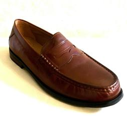 men pinch friday penny contemporary loafer leather