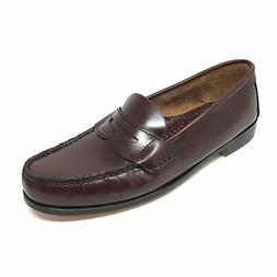 Men's NEW Stacy Adams Penny Loafers Dress Shoes Size 8.5M Bu