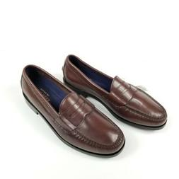 men s pinch penny loafers leather shoes