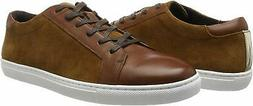 Kenneth Cole New York Mens kam Leather Round Toe Penny Loafe