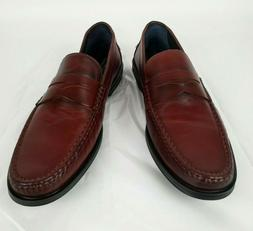 Marc Joseph New York Mens Made in Brazil Cortland Penny Loaf