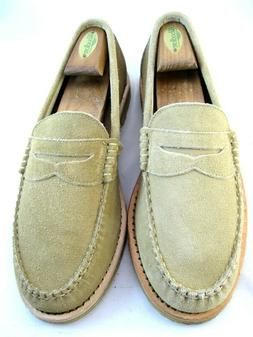 "NEW Allen Edmonds ""CATALINA"" Casual Soft PENNY Loafers 9.5 D"