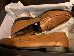 NIB Men's Rockport Classic Penny Loafer 9M M76445 Brown