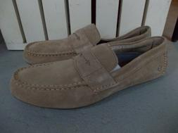 NWT MEN'S SPERRY HAMILTON II DRIVER PENNY LOAFER BOAT SHOES.