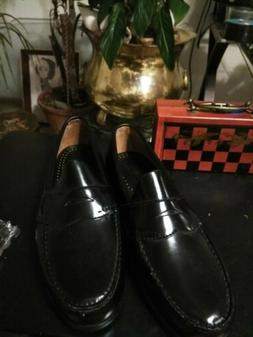 Bass Penny Loafers Dress Shoes Size 10,New!