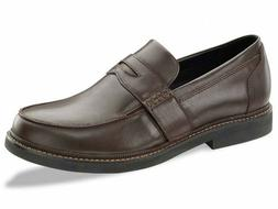 Apex - Size 12.5 XW - Penny Loafer -Brown **gently worn**