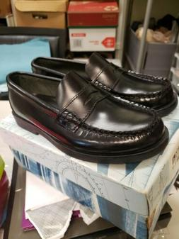 Sperry Top-Sider Colton Black Penny Loafers Youth Boys Dress