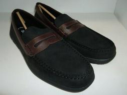 """Sperry Top-Sider """"MONTEREY PENNY"""" BLACK/AMARETTO Penny Loafe"""
