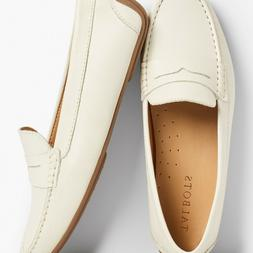 Talbots Women's Loafer 9.5M Taylor Penny-Keeper Driving Mo